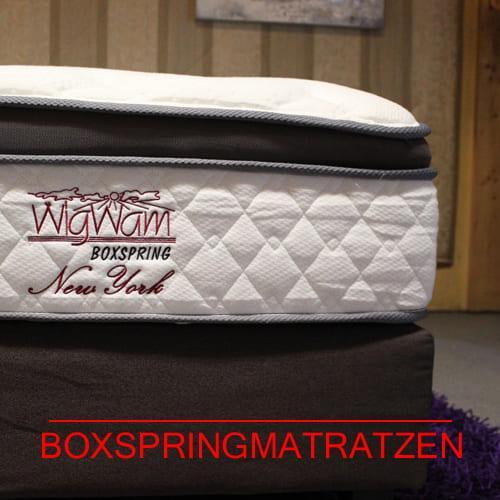 boxspring-matratzen