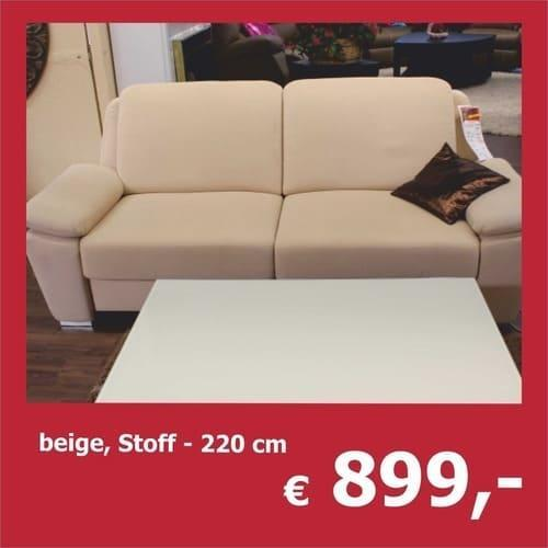 Couchgruppe Beige