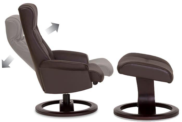 IMG Comfort Sari Relaxsessel Fango