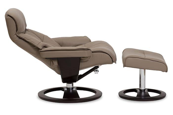 Cortina Sessel von IMG Comfort - Relaxsessel mit Hocker