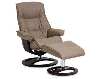 Cortina Sessel von IMG Comfort – Relaxsessel mit Hocker