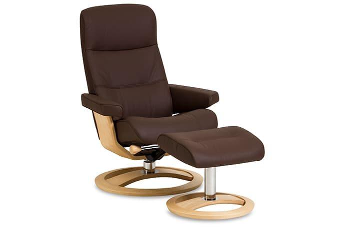 Golf Sessel von IMG Comfort - Relaxsessel mit Hocker