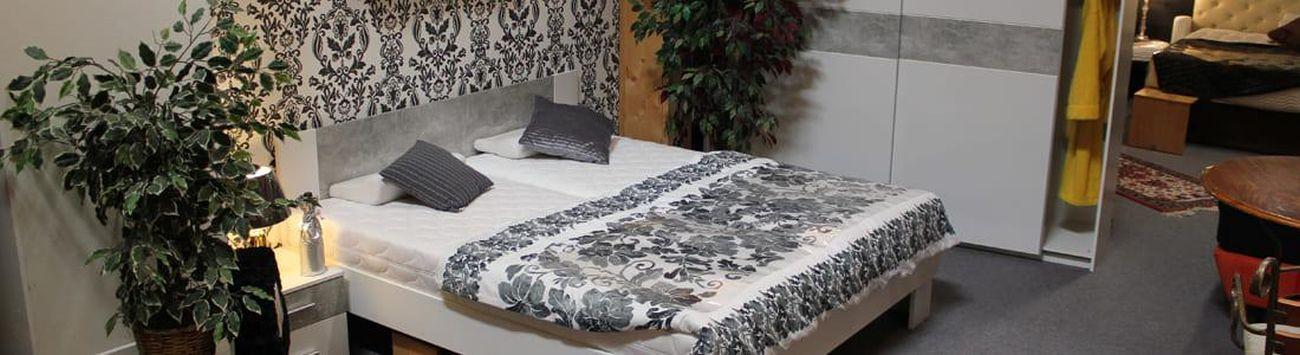 Schlafzimmer bei Merz Import Export